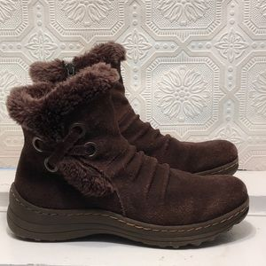 BARE TRAPS BROWN SNOW BOOTS